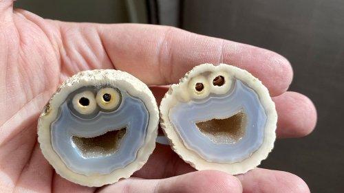 'Cookie Monster' gemstone found in Brazil shocks, goes viral