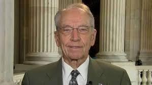 "Sen. Chuck Grassley (R-IA): Loeffler & Perdue Are A Firewall Against Progressives' ""Far Out Agenda"""