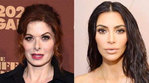 Debra Messing calls out 'Saturday Night Live' for asking Kim Kardashian to host