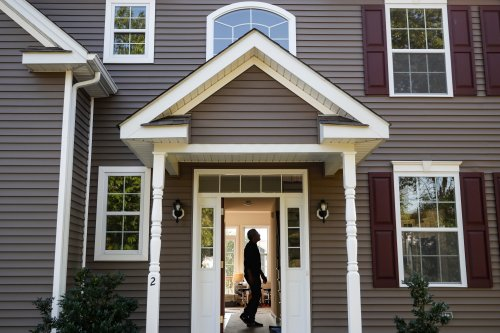 Median home-sale price rose 16% annual in August