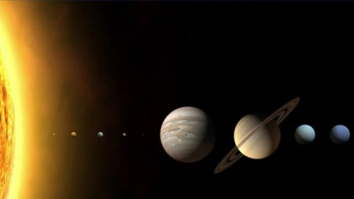 Mysterious object from deep space has entered the solar system