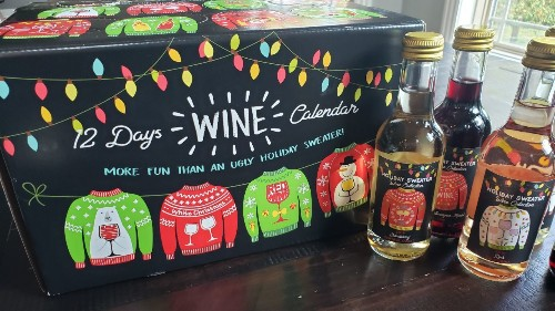 Sam's Club selling '12 Days of Wine' calendar ahead of Christmas season