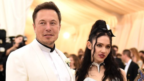 Elon Musk's girlfriend Grimes was hospitalized for panic attack after pair made 'SNL' debut