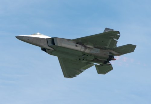 Hawaii military base mysteriously launched three F-22s in response to unknown incident