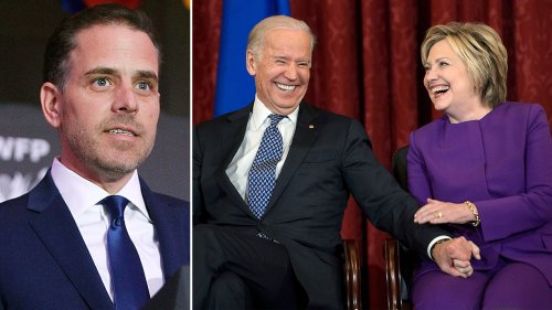 Steyn: $500K can get you a Renoir, Picasso, or a Hunter Biden; 'a better racket than the Clinton Foundation'
