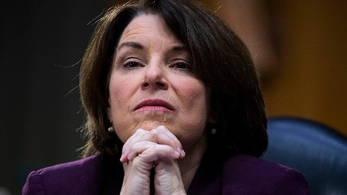Klobuchar calls Trump holding up COVID package for more stimulus an 'attack on every American'