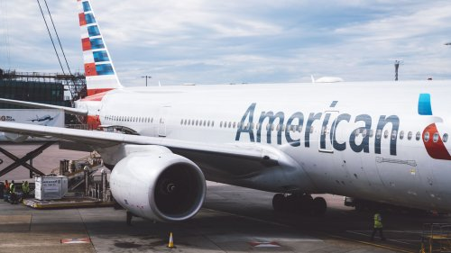 American Airlines apologizes to cancer survivor over sweatshirt with expletive
