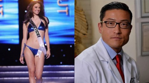 NYC surgeon, beauty-queen wife settle divorce amid his claim she's a hooker