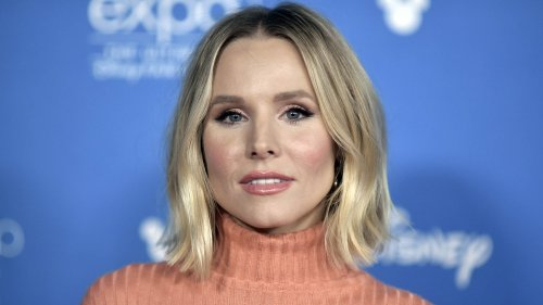 Kristen Bell says she gets 'threatening notes' from her daughter at home: 'Hunger strike'