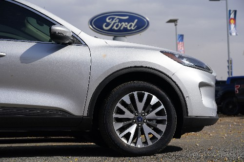 Ford earmarks $29B for new electric and driverless cars