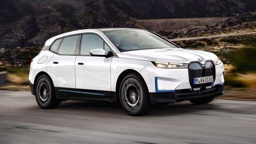 2022 BMW iX electric SUV revealed with 300 mile range, $80G price