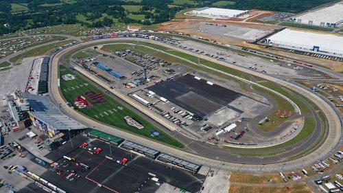 NASCAR Cup Series set for Nashville Superspeedway debut