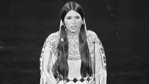 Sacheen Littlefeather, who rejected Marlon Brando's Oscar in 1973, says she was blacklisted by Hollywood