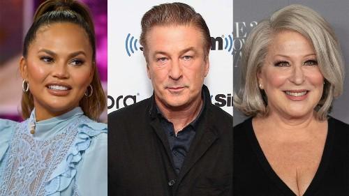 Celebrities react to Trump's 2nd impeachment