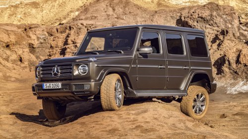 The $132,800 Mercedes G-Class is the fastest-selling vehicle in America