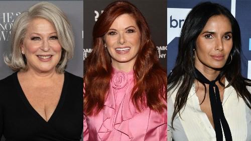 Celebrities react to Trump and Biden's dual town halls