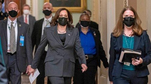 Kamala Harris casts tie-breaking vote to launch debate over $1.9 trillion COVID-19 bill