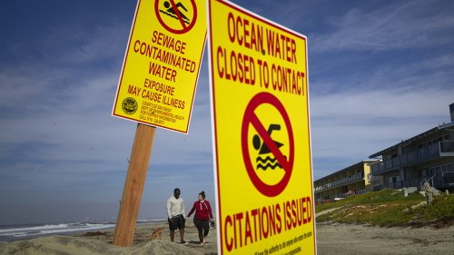 California beach closed after Mexico sewage blasts area for weeks: reports