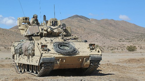 Army says 'sky's the limit' with new armored infantry carrier