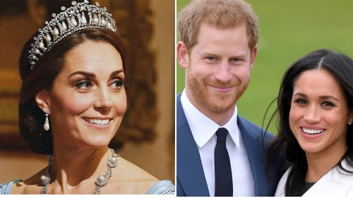 Meghan Markle, Prince Harry surprised Kate Middleton with birthday gifts, says source: She was 'taken aback'