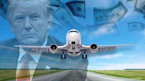 Trump: 'We'll be helping the airlines' as furloughs loom