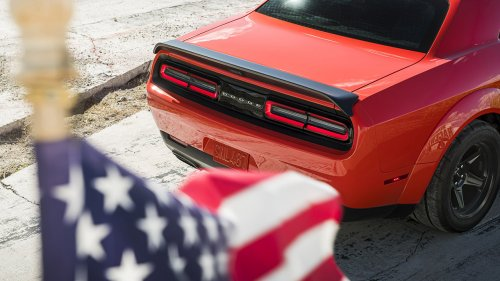 Dodge working on secret Tesla-killing electric muscle car, sources say