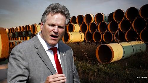Alaska governor argues canceling pipeline permit 'makes no sense across the board'