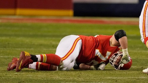 Chiefs suffer crucial loss on offensive line ahead of Super Bowl LV