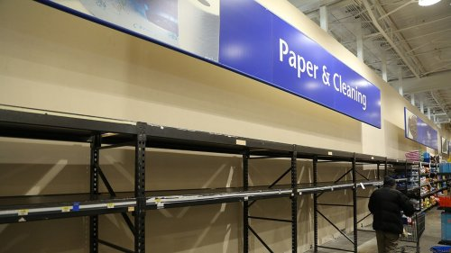 Another 'massive shortage' of toilet paper, other goods likely soon: Retail expert