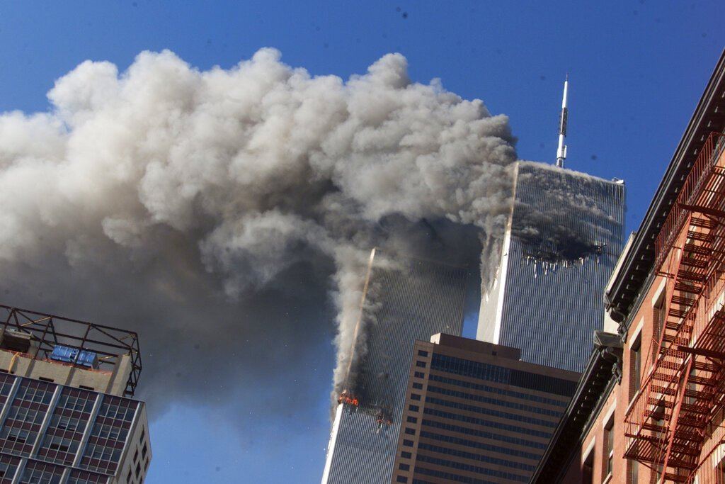 Children born on 9/11 will vote for first time in November