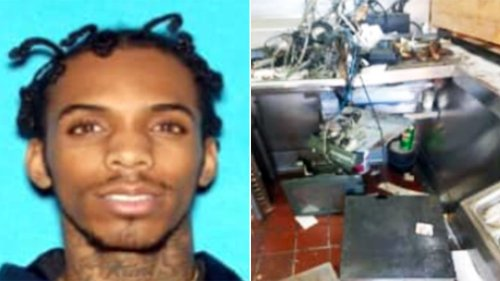 Man was live streaming on Facebook as he looted California business: police