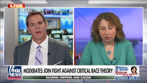 Soviet immigrant, registered Democrat warns critical race theory resembles Marxist curriculum