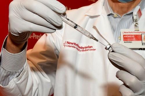 Pence to get coronavirus vaccine Friday, Biden next week