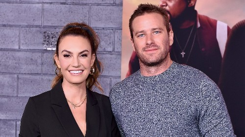Armie Hammer's estranged wife Elizabeth Chambers breaks silence on his cannibalism controversy
