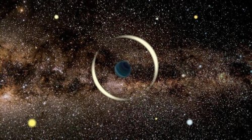 Bizarre, Earth-sized rogue planet found floating in Milky Way
