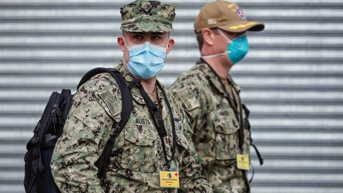Trump rejects Pentagon proposal to cut funding for US military health care