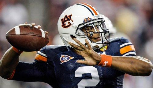 Auburn QB Cam Newton tops list as greatest college football player ever