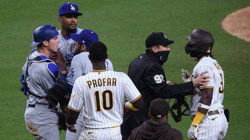 MLB on FOX crew react to wild Padres-Dodgers season opener – 'This was a beautiful collision course'