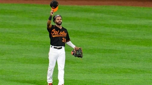 Cedric Mullins joins 30-30 club, but Orioles fall to Rangers, 8-5