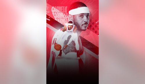 Carmelo Anthony's Journey Up The NBA's Scoring List Was Far From Easy