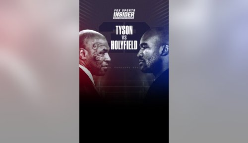 Mike Tyson vs. Evander Holyfield III: Let's get ready to rumble