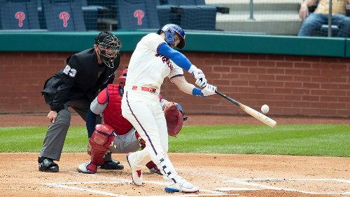 Bryce Harper home run powers Phillies to 2-0 win over Cardinals