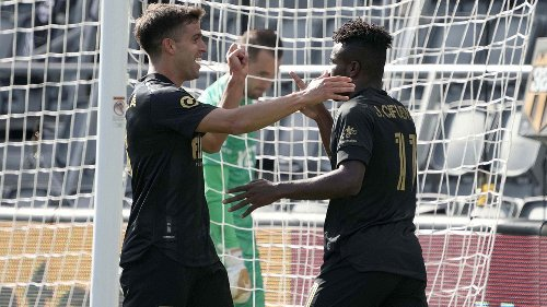 Carlos Vela leaves early, but LAFC get 2-0 win over Austin FC