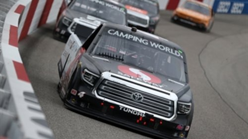 HIGHLIGHTS: NASCAR Camping World Truck Series ToyotaCare 250