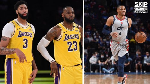 Chris Broussard: With Russ, I'll give the Lakers a puncher's chance to win, but Brooklyn should be the favorite I UNDISPUTED