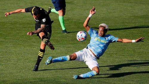 Defending champion Columbus Crew play to 0-0 draw against Philadelphia Union