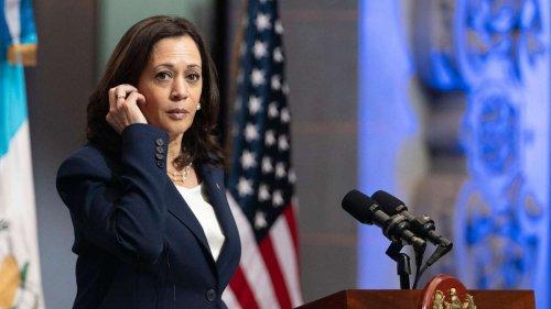Kamala Harris: Ein politisches Dilemma bremst die Ambitionen der Vizepräsidentin