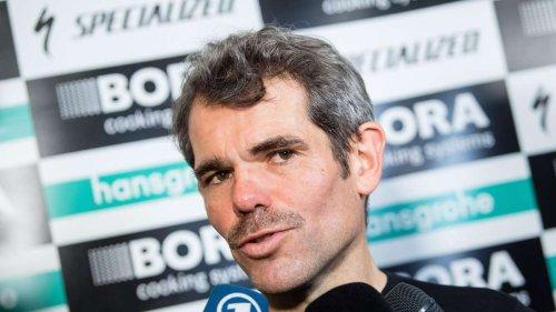 """Bora-Teamchef Denk: """"Emu kann bei der Tour was reißen"""""""