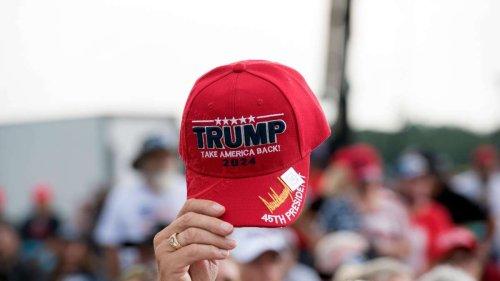 """Donald Trump baut an """"schlüsselfertigem"""" Wahlkampf für 2024"""