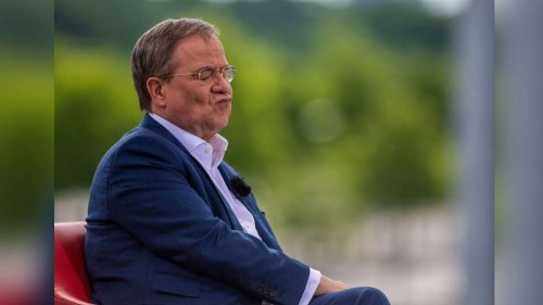 Armin Laschet: Der Teflon-Bundeskanzlerkandidat, an dem nichts mehr abperlt